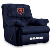 NFL Chicago Bears Microfiber Home Team Recliner