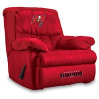 NFL Tampa bay Buccaneers Microfiber Home Team Recliner