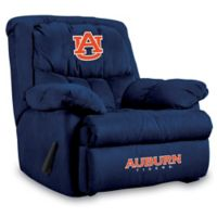 Auburn University Microfiber Home Team Recliner