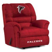 NFL Atlanta Falcons Microfiber Big Daddy Recliner