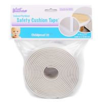 KidKusion® Safety Cushion Strip in White