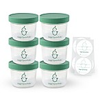 Sage Spoonfuls® Baby Food Plastic Storage (Set of 6)
