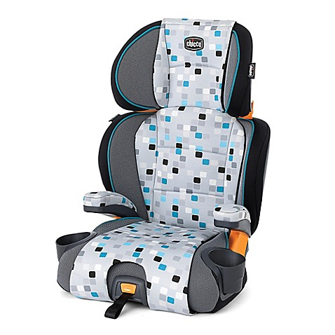 Chicco® KidFit™ Zip 2-in-1 Belt Positioning Booster Seat in Blue