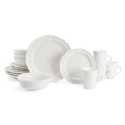 Ideal Buy Scalloped Dinnerware from Bed Bath & Beyond NI18