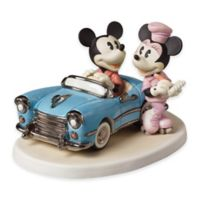 Precious Moments® Disney® Showcase You Make My Heart Race Mickey and Minnie Figurine