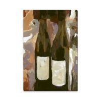 Wined and Dined II Canvas Wall Art