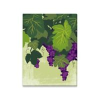 Wine on the Vine Canvas Wall Art