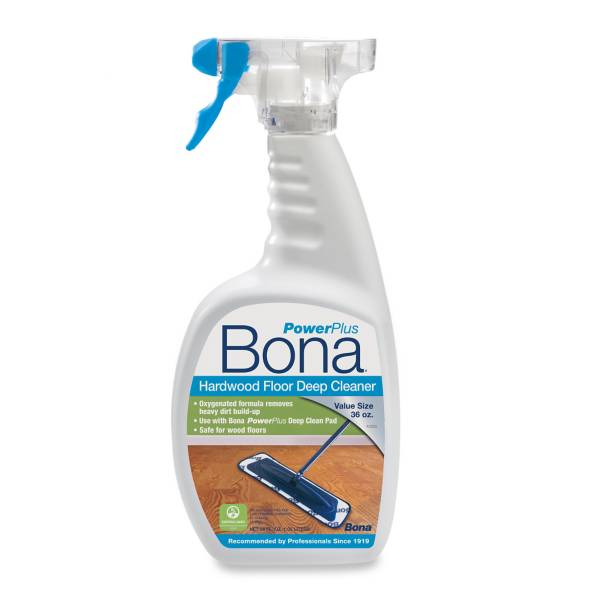 Product Image for Bona® PowerPlus™ Hardwood Floor Deep Cleaner 1 out of 1 - Bona® PowerPlus™ Hardwood Floor Deep Cleaner - Bed Bath & Beyond