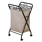 Household Essentials® Rolling Laundry Hamper