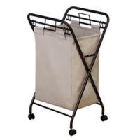 Household Essentials® Rolling Laundry Hamper