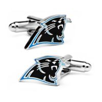 NFL Carolina Panthers Cufflinks