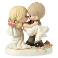 Precious Moments® On the Threshold of a Lifetime of Happiness Figurine