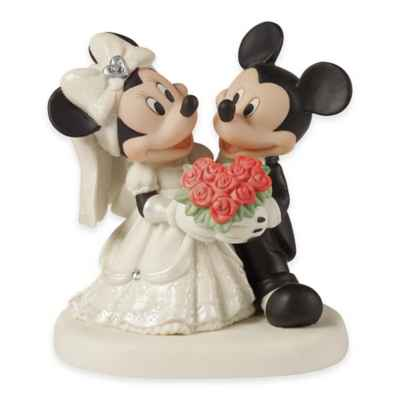 Precious Moments® Disney® Showcase You Are My Fairytale Mickey and Minnie Figurine