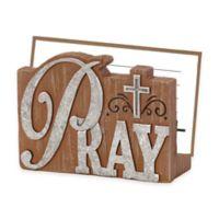 "Precious Moments® Pray it Forward ""Pray"" Prayer Card Holder"