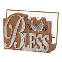 "Precious Moments® Pray it Forward ""Bless"" Prayer Card Holder"
