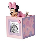 Precious Moments® Disney® Showcase Baby Minnie Mouse Photo Bank