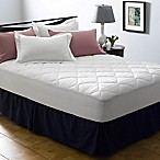 Dr. Maas™ 400-Thread-Count Queen Mattress Pad in White