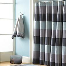 Croscillreg Fairfax Shower Curtain In Slate