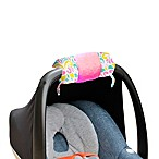 Itzy Ritzy® Ritzy Wrap™ Infant Car Seat Handle Arm Cushion in Brocade Splash