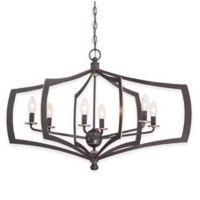 Minka Lavery® Middletown 6-Light Chandelier in Downtown Bronze