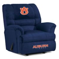 Auburn University Big Daddy Microfiber Recliner