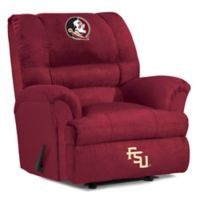 Florida State University Big Daddy Microfiber Recliner