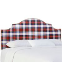 Skyline Furniture Sheffield Twin Headboard in Stewart Dress Multi