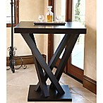 Abbyson Living® Essex Square Bar Table in Espresso