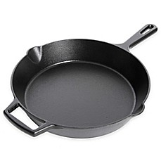 Artisanal Kitchen Supply™ Pre-Seasoned Cast Iron Skillets