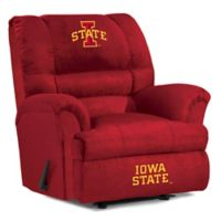 Iowa State University Big Daddy Microfiber Recliner