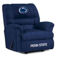 Penn State University Big Daddy Microfiber Recliner