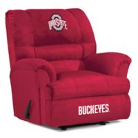 Ohio State University Big Daddy Microfiber Recliner