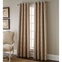Austin Horn Classics 84-Inch Gateway Window Curtain Panel in Quartz
