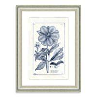 Blue Botanicals I Framed Wall Art
