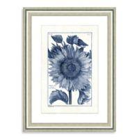 Blue Botanicals III Framed Wall Art