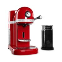 Nespresso® by Kitchenaid® with Milk Frother Empire Red