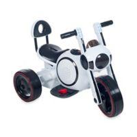 Lil Rider Sleek LED Space Traveler Trike in White