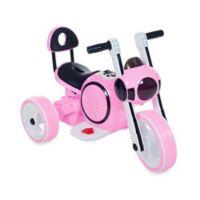 Lil Rider Sleek LED Space Traveler Trike in Pink