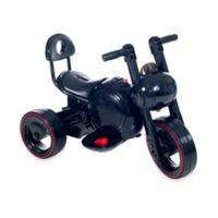 Lil Rider Sleek LED Space Traveler Trike in Black