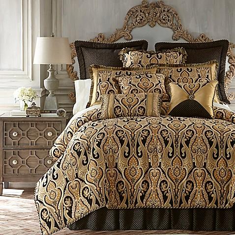 Austin Horn Classics Alexandria Reversible Comforter Set