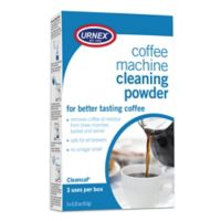 Cleancaf® 3-Pack Cleaner and Descaler for Home Coffee Machines
