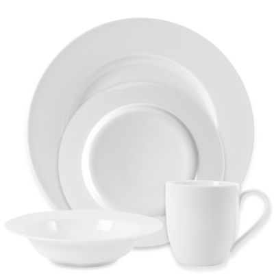 product image for Everyday White® by Fitz and Floyd® Rim Dinnerware  sc 1 st  Bed Bath u0026 Beyond & Everyday White® by Fitz and Floyd® Rim Dinnerware - Bed Bath u0026 Beyond