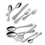 Michael Lloyd Pearl 45-Piece Flatware Set