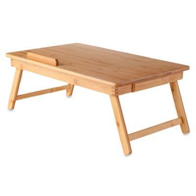 Baldwin Bamboo Lap Desk In Natural