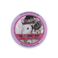 Brooklyn Bean Roastery 16-Count Corner Donut Shop for Single Serve Coffee Makers