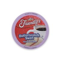 Two Rivers Coffee Co. 18-Count Butterscotch Swirl Flavored Coffee for Single Serve Coffee Makers