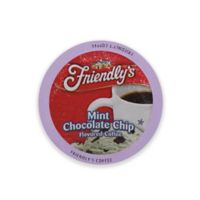 Two Rivers Coffee Co. 18-Count Friendly's Mint Chocolate Chip Coffee for Single Serve Coffee Makers