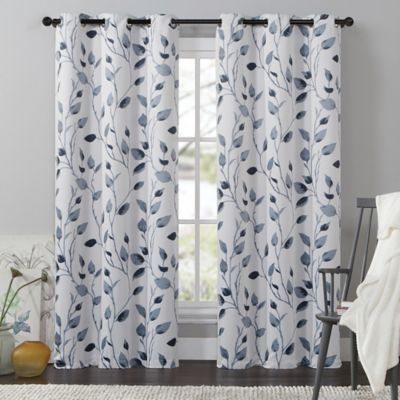 Ready Made Curtains 108 Inch Drop - Rooms