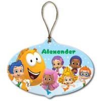 Bubble Guppies Group Christmas Ornament da8c9e0a7f4de