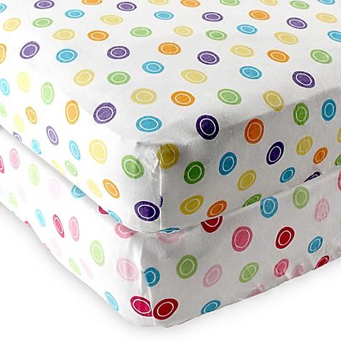 Baby Vision Crib Sheets